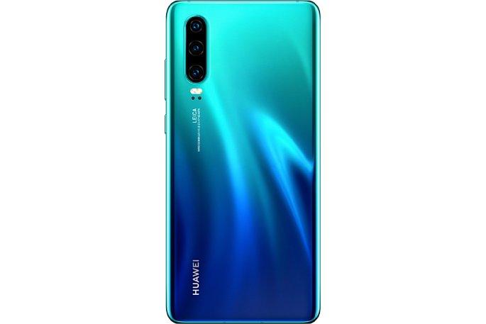 Bild Huawei P30 - Aurora. [Foto: Huawei]