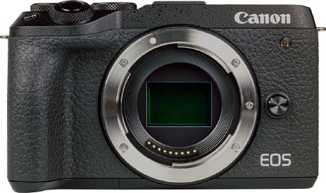 Bild Beim Bajonett der EOS M6 Mark II setzt Canon auf Metall. [Foto: MediaNord]
