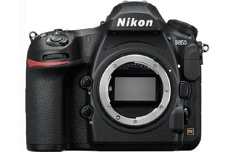 Bild Nikon D850. [Foto: Nikon]