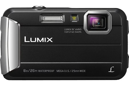 Panasonic Lumix DMC-FT30. [Foto: Panasonic]