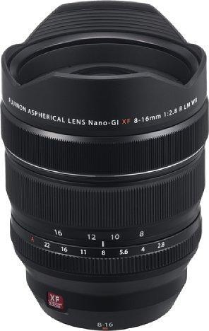 Bild Mit 122 Grad diagonalem Bildwinkel ist das Fujifilm XF 8-16 mm F2.8 R LM WR das weitwinklingste Autofokus-Objektiv, das man derzeit für Kameras mit APS-C-großem oder kleinerem Bildsensor bekommen kann. [Foto: Fujifilm]