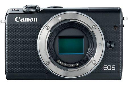 Bild Der 24 Megapixel auflösende APS-C-CMOS-Sensor der Canon EOS M100 verspricht eine hohe Bildqualität. [Foto: Canon]
