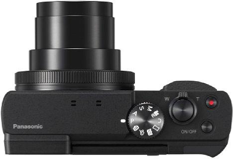 Bild Die geringe Lichtstärke gepaart mit den kleinen Pixeln sorgt bei der Panasonic Lumix DC-TZ91 für eine beugungsbegrenzte Auflösung insbesondere dann, wenn man zoomt. Am Bildrand ist der Auflösungsabfall eklatant. [Foto: Panasonic]