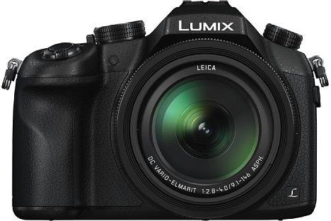 """Bild Die Panasonic Lumix DMC-FZ1000 ist mit einem 1""""-Sensor mit 20 Megapixeln Auflösung ausgestattet. [Foto: Panasonic]"""