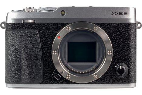 Bild Fujifilm X-E3. [Foto: MediaNord]