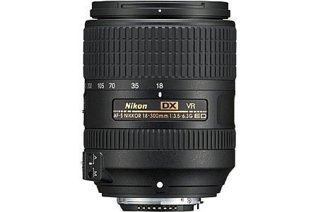 Nikon AF-S 18-300 mm 1:3,5-6,3 ED VR [Foto: Nikon]