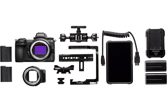 Bild Nikon Z 6II Essential Movie Kit. [Foto: Nikon]