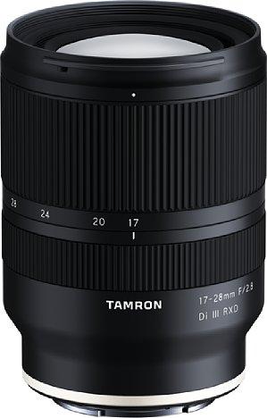 Bild Tamron 17-28 mm 1:2.8 Di III RXD (Model A046). [Foto: Tamron]