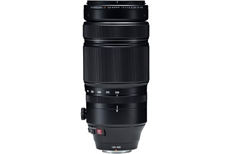 Fujifilm XF 100-400 mm F4.5-5.6 R LM OIS WR. [Foto: Fujifilm]