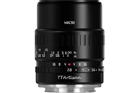 TTArtisan 40 mm f/2,8 Macro. [Foto: TTArtisan]