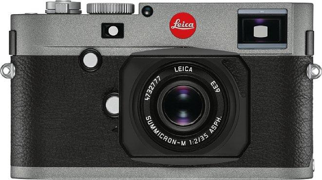 Bild Leica packt die Technik der M (Typ 240) von 2013 in ein neues Gehäuse und verkauft sie als Einsteigermodell M-E (Typ 240) in limitierter Stückzahl für knapp unter 4.000 Euro. Immerhin der bisher günstigste Einstieg in die digitale M-Serie. [Foto: Leica]