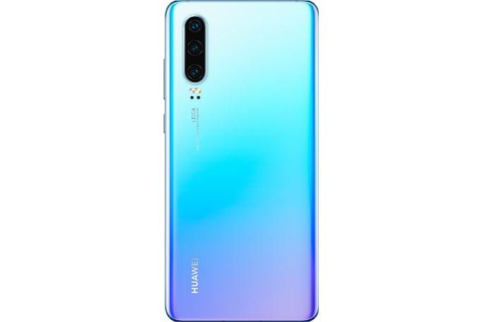 Bild Huawei P30 - Breathing Crystal. [Foto: Huawei]