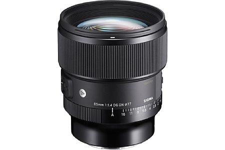 Sigma 85 mm F1.4 DG DN Art. [Foto: Sigma]