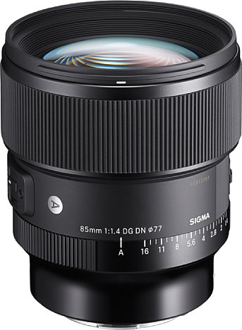 Bild Sigma 85 mm F1.4 DG DN Art. [Foto: Sigma]