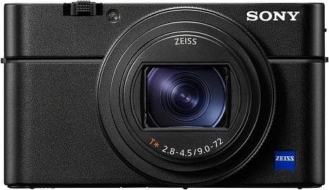 Bild Mit Ausnahme der Farbsäume sind die optischen Fehler des Objektivs der Sony RX100 VI sehr gut auskorrigiert. Die Bildauflösung ist im Weitwinkel außerordentlich hoch, jedoch nur im Bildzentrum und fällt zum Bildrand hin deutlich ab. [Foto: Sony]