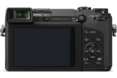 Panasonic Lumix DMC-GX7 [Foto: Panasonic]