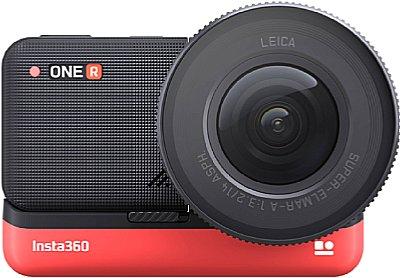 Insta360 One R 1-Inch Edition (Frontansicht). [Insta360]