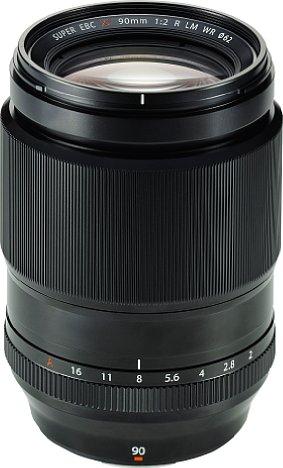 Bild Fujifilm XF 90 mm F2 R LM WR. [Foto: Fujifilm]