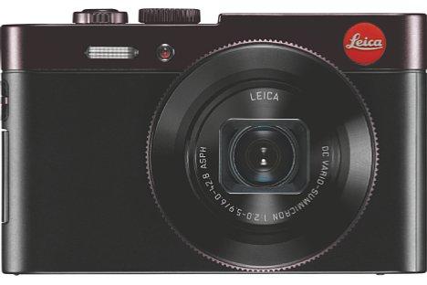 Bild Zwar liegt der Preis der Leica C (Typ 112) mit 600 Euro deutlich über der technisch baugleichen Panasonic Lumix DMC-LF1, dafür legt Leica aber Adobe Photoshop Lightroom 5 in der Vollversion bei. [Foto: Leica]