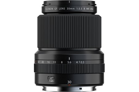 Fujifilm GF 30 mm 3.5 R WR. [Foto: Fujifilm]