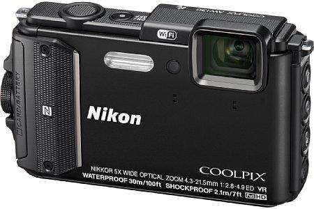 Nikon Coolpix AW130. [Foto: Nikon]