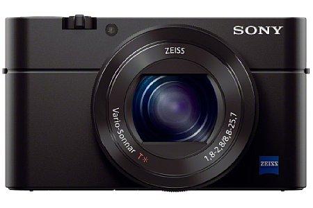 Sony Cyber-shot DSC-RX100 III [Foto: Sony]