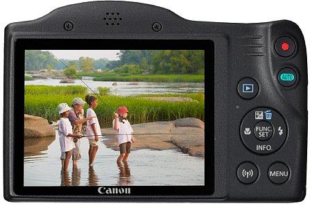 Canon PowerShot SX430 IS. [Foto: Canon]