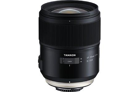 Tamron SP 35 mm F1.4 Di USD (F045) Canon EF. [Foto: Tamron]
