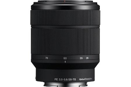 Sony FE 28-70 mm 3.5-5.6 OSS (SEL-2870) [Foto: Sony]
