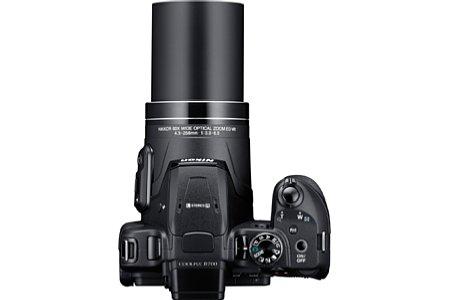 Bild Das beeindruckende 60-fach-Zoom der Nikon Coolpix B700 deckt einen kleinbildäquivalenten Brennweitenbereich von 24 bis 1.440 Millimeter ab. [Foto: Nikon]