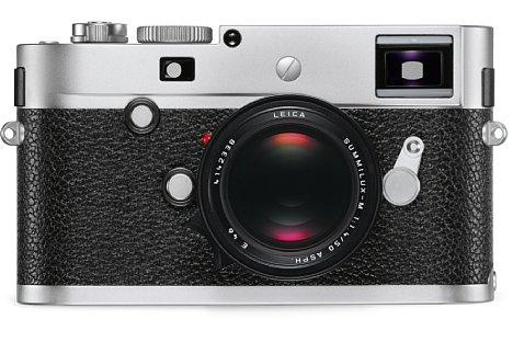 Bild Die Leica M-P verfügt mit 2 Gigabyte über einen doppelt so großen Arbeitsspeicher wie die M. Außerdem hilft der neue Bildfeldwähler für den Messsucher bei der Auswahl der passenden Brennweite. [Foto: Leica]