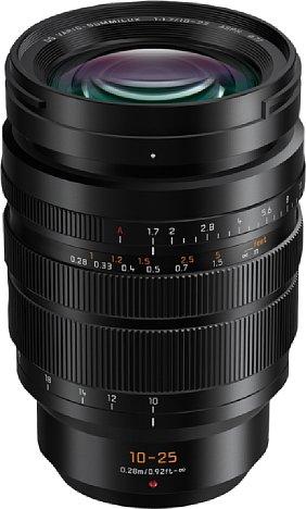 Bild Panasonic Leica DG Vario-Summilux 10-25 mm 1.7 (H-X1025). [Foto: Panasonic]