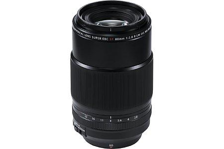 Fujifilm XF 80 mm F2.8 R LM OIS WR Macro. [Foto: Fujifilm]