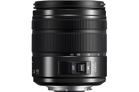 Panasonic Lumix Vario 14-140 mm F3.5-5.6 Asph Power O.I.S. [Foto: Panasonic]