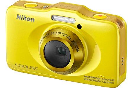 Nikon Coolpix S31 [Foto: Nikon]