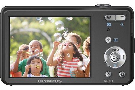 Olympus VG-110 schwarz [Foto: Olympus]