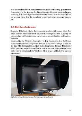 Sam Jost Fotografie Farbmanagement für die Digitalfotografie – zweite überarbeitete Auflage
