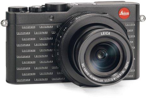 Bild Leica D-Lux Leitzpark-Edition. [Foto: Leica]