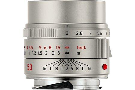 Leica Apo-Summicron-M 1:2/50 mm [Foto: Leica]