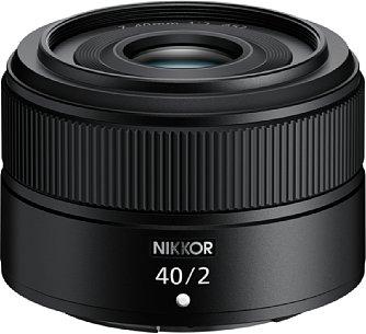 Bild Nikon Z 40 mm F2.0. [Foto: Nikon]