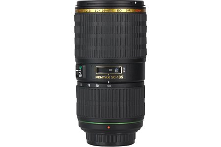 Pentax smc DA* 50-135 mm 2.8 ED (IF) SDM [Foto: MediaNord]