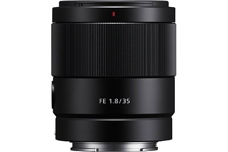 Sony FE 35 mm F1.8 (SEL35F18F). [Foto: Sony]