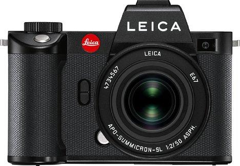 Bild Leica SL2. [Foto: Leica]