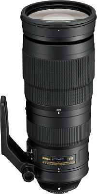 Nikon AF-S 200-500 mm 1:5.6E ED VR. [Foto: Nikon]