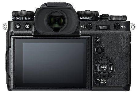Fujifilm X-T3. [Foto: Fujifilm]