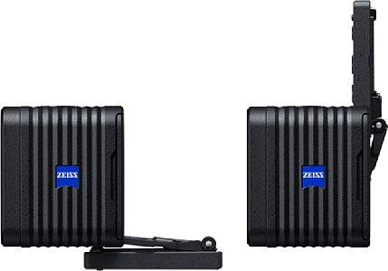 Bild Der Monitor der Sony DSC-RX0 II kann um bis zu 90 Grad nach unten und bis zu 180 Grad nach oben geklappt werden. [Foto: Sony]