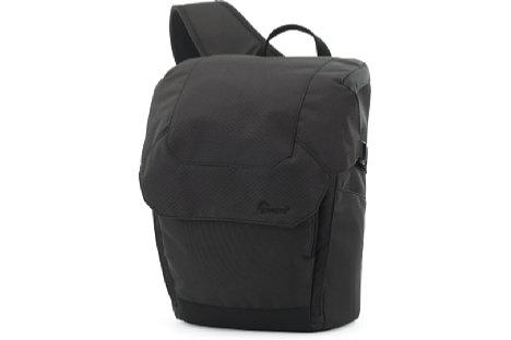 Bild Die Lowepro Urban Photo Sling 250 ist eine kompakte Sling-Tasche, die über der linken Schulter getragen wird. [Foto: Lowepro]