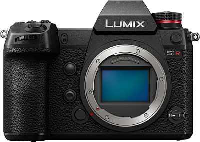 Panasonic Lumix DC-S1R. [Foto: Panasonic]