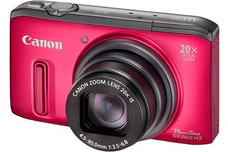 Canon PowerShot SX260 HS [Foto: Canon]