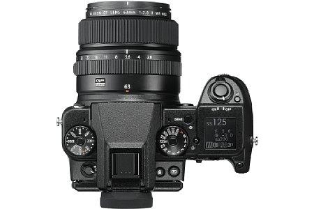 Fujifilm GFX 50S. [Foto: Fujifilm]
